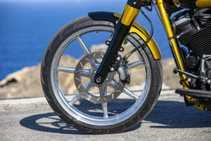 Harley Davidson Softail Slim Bobber 110