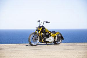 Harley Davidson Softail Slim Bobber 118