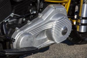Harley Davidson Softail Slim Bobber 119