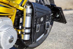 Harley Davidson Softail Slim Bobber 120