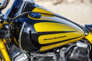 Harley Davidson Softail Slim Bobber 124