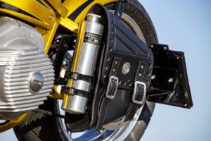 Harley Davidson Softail Slim Bobber 125
