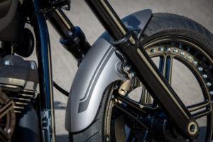 Harley Davidson Street Bob 300 Custom Ricks 042