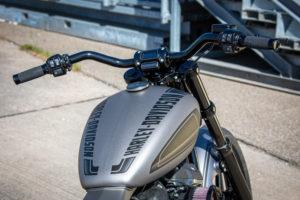 Harley Davidson Street Bob 300 Custom Ricks 043
