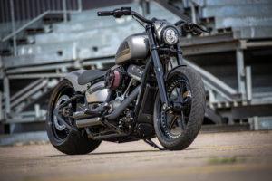 Harley Davidson Street Bob 300 Custom Ricks 102
