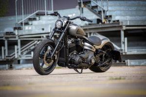 Harley Davidson Street Bob 300 Custom Ricks 104