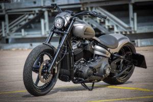 Harley Davidson Street Bob 300 Custom Ricks 106