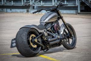 Harley Davidson Street Bob 300 Custom Ricks 114
