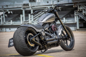 Harley Davidson Street Bob 300 Custom Ricks 115