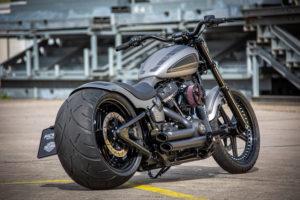 Harley Davidson Street Bob 300 Custom Ricks 118