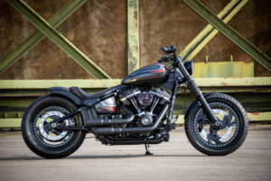 Harley Davidson Street Bob Custom Ricks 001