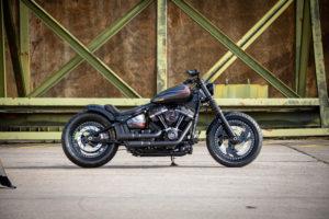 Harley Davidson Street Bob Custom Ricks 002