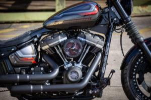 Harley Davidson Street Bob Custom Ricks 004