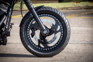 Harley Davidson Street Bob Custom Ricks 006