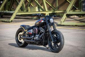 Harley Davidson Street Bob Custom Ricks 008