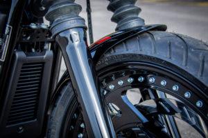 Harley Davidson Street Bob Custom Ricks 012