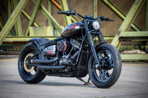 Harley Davidson Street Bob Custom Ricks 016