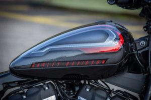 Harley Davidson Street Bob Custom Ricks 021