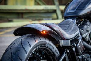 Harley Davidson Street Bob Custom Ricks 027