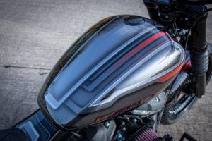 Harley Davidson Street Bob Custom Ricks 028