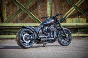 Harley Davidson Street Bob Custom Ricks 034