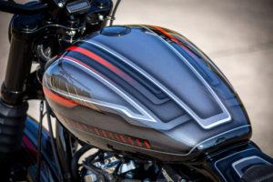 Harley Davidson Street Bob Custom Ricks 045