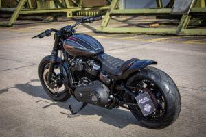 Harley Davidson Street Bob Custom Ricks 052