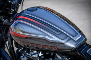 Harley Davidson Street Bob Custom Ricks 058