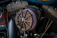 Harley Davidson Twin Cam Softail Slim Bobber kurz 004 1