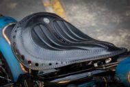 Harley Davidson Twin Cam Softail Slim Bobber kurz 007 1