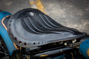 Harley Davidson Twin Cam Softail Slim Bobber kurz 007