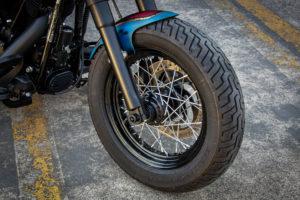 Harley Davidson Twin Cam Softail Slim Bobber kurz 010