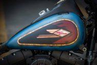 Harley Davidson Twin Cam Softail Slim Bobber kurz 015 1