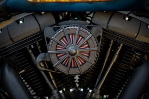 Harley Davidson Twin Cam Softail Slim Bobber kurz 016