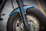 Harley Davidson Twin Cam Softail Slim Bobber kurz 018 1