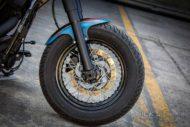 Harley Davidson Twin Cam Softail Slim Bobber kurz 019 1