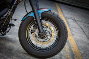 Harley Davidson Twin Cam Softail Slim Bobber kurz 019