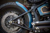 Harley Davidson Twin Cam Softail Slim Bobber kurz 021 1