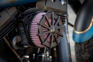 Harley Davidson Twin Cam Softail Slim Bobber kurz 028 1