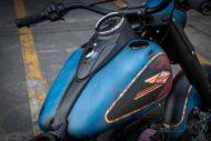 Harley Davidson Twin Cam Softail Slim Bobber kurz 031 1