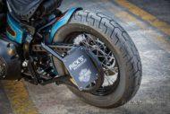 Harley Davidson Twin Cam Softail Slim Bobber kurz 037 1
