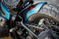 Harley Davidson Twin Cam Softail Slim Bobber kurz 038 1