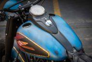 Harley Davidson Twin Cam Softail Slim Bobber kurz 039 1