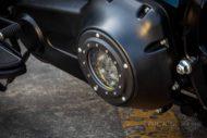 Harley Davidson Twin Cam Softail Slim Bobber kurz 040 1