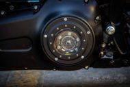 Harley Davidson Twin Cam Softail Slim Bobber kurz 046 1