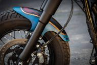 Harley Davidson Twin Cam Softail Slim Bobber kurz 049 1