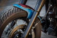 Harley Davidson Twin Cam Softail Slim Bobber kurz 058 1