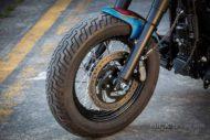 Harley Davidson Twin Cam Softail Slim Bobber kurz 059 1