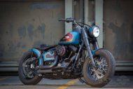Harley Davidson Twin Cam Softail Slim Bobber lang 002 1