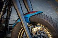Harley Davidson Twin Cam Softail Slim Bobber lang 005 1